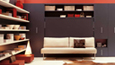 Click to view / Adam horizontal sofa wallbed unit
