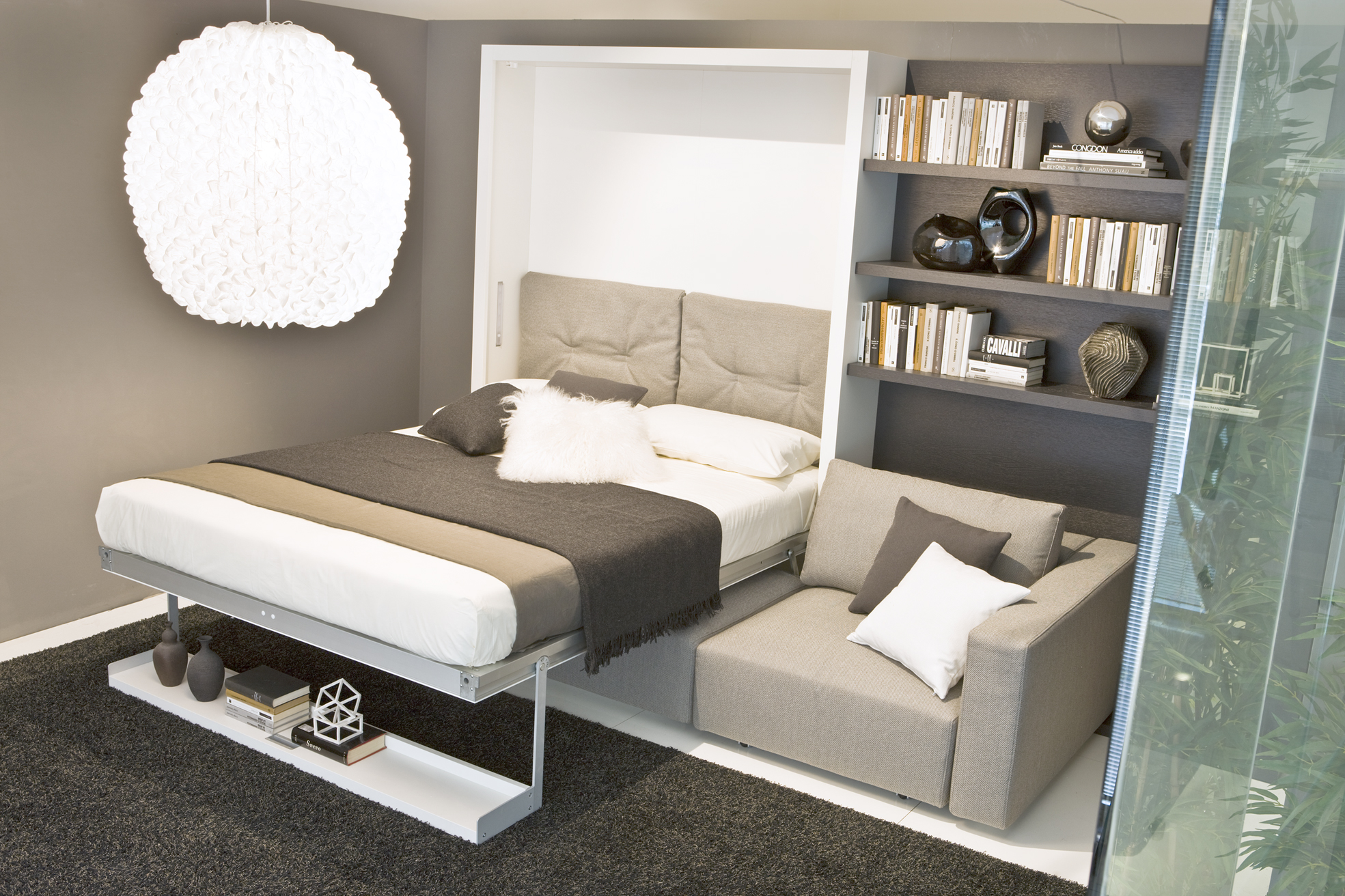 The Atoll Swing Sofa Fold Away Wall Bed Unit Many Different Sofa