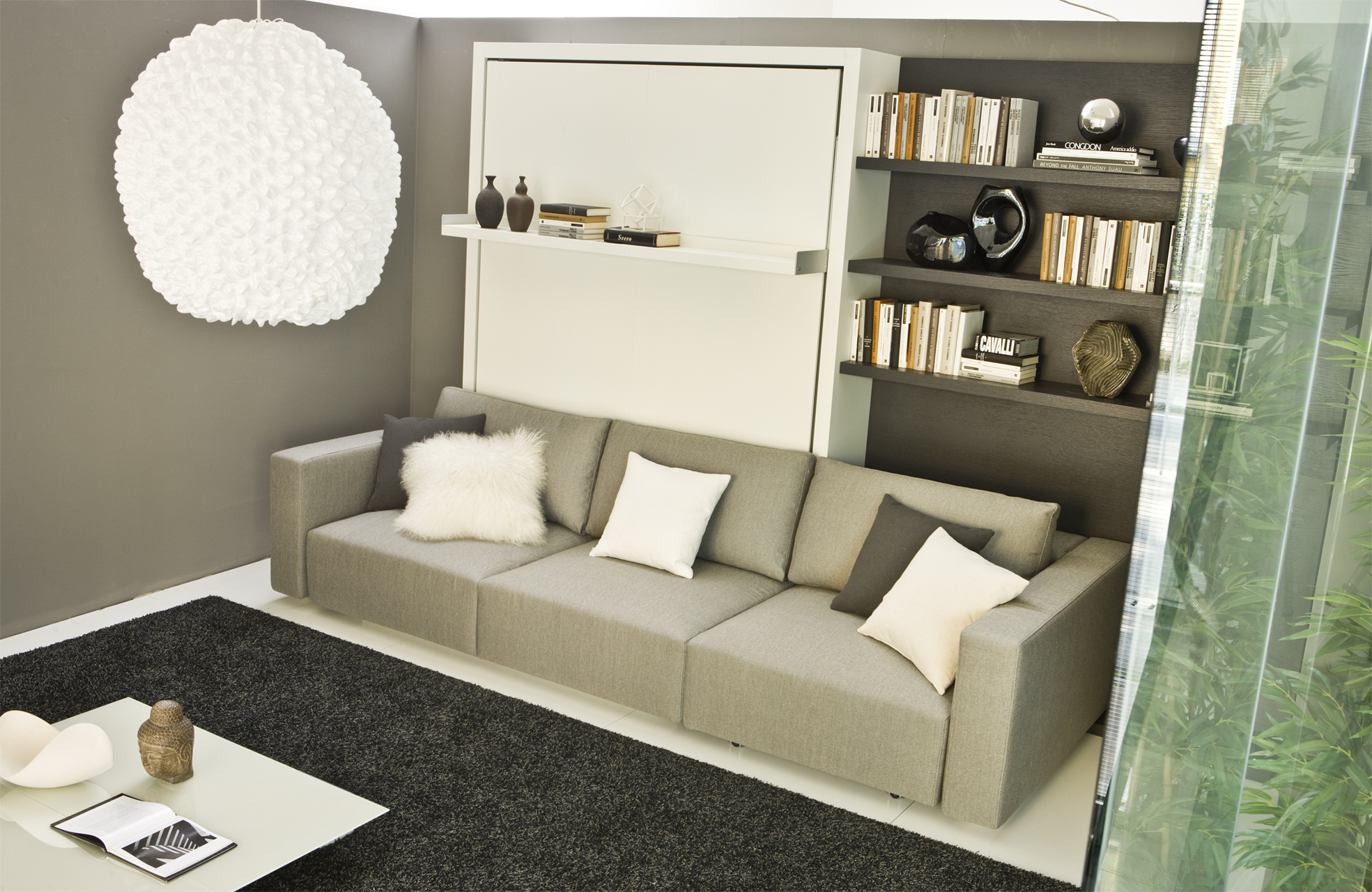 The Atoll Swing Sofa Fold Away Wall Bed Unit Many