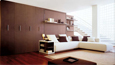 Click to view / Atoll corner sofa  wall bed unit