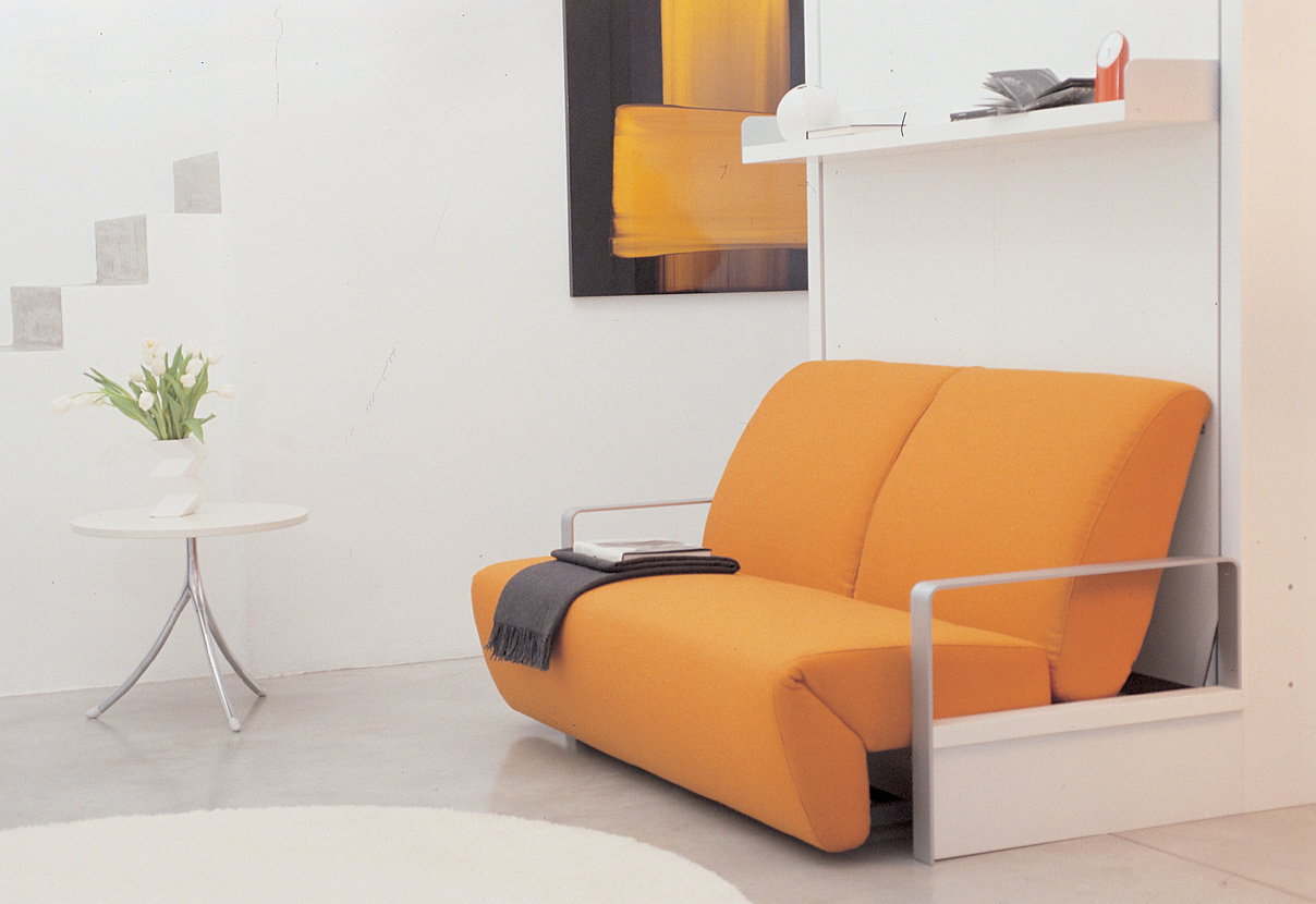 Picture of: The Ito Fold Away Wall Bed With Adjustable Sofa Many Colour Options