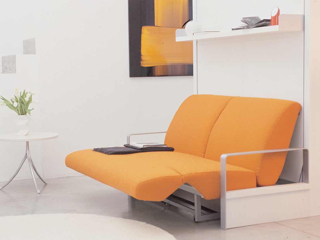 The Ito Fold Away Wall Bed With Adjustable Sofa Many