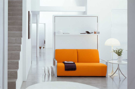 Ito pull down bed with sofa